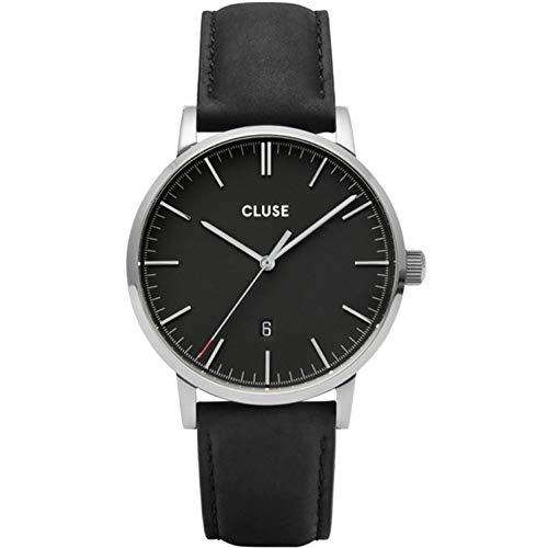 Cluse Aravis Reloj de Hombre Cuarzo 40mm Correa de Cuero CW0101501001...