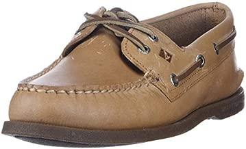 Sperry Men's Authentic Original 2-Eye Boat Shoe, Sahara, 10.5 M US