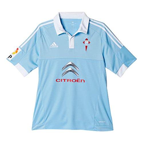 1ª Equipación R.C Celta de Vigo 2015/2016 - Camiseta oficial adidas, talla XL
