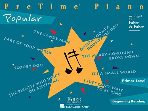 PreTime Piano Popular - Primer Level (Pretime Piano Series)