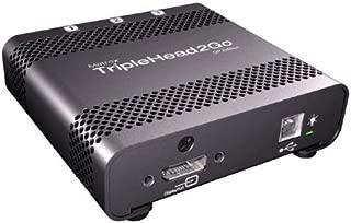 TripleHead2Go T2G-DP-MIF DP Edition Graphics Card