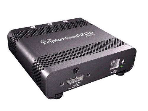 Matrox TripleHead2Go DP Edition