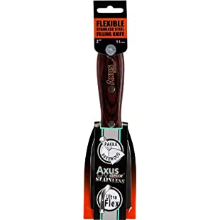 Axus Décor 2-inch Stainless Steel Flexible Filling Knife