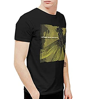 TticusC Men s Coheed and Cambria The Second Stage Turbine Blade Tees Black XL
