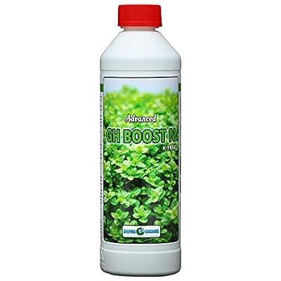 Aqua Rebell ®? Advanced GH Boost N - optimale Versorgung für Ihre Aquarium Wasserpflanzen - Aquarium Pflanzendünger speziell für Wasserpflanzen entwickelt