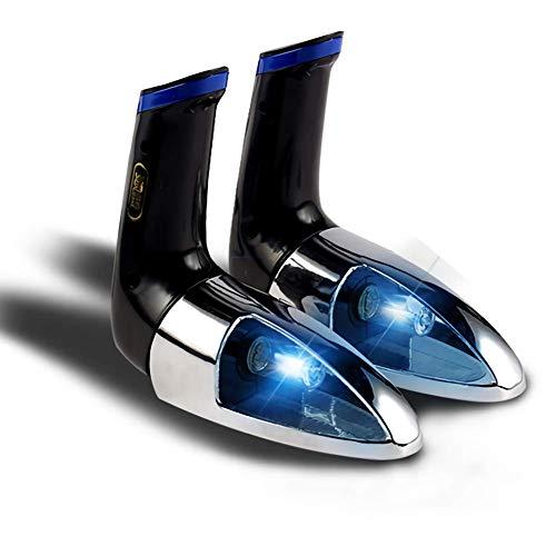 Fashion Sport Elektrischer Schuhtrockner & Schuhwärmer mit UV-Licht zur Desinfektion Antibakterieller Stiefeltrockner für Fußballschuhe,Skischuhe