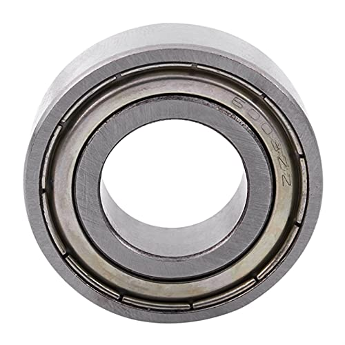 PZZZHF 6003Z Shielded Deep Groove Ball Bearing 17 x 35 x 10mm for Electric Motor