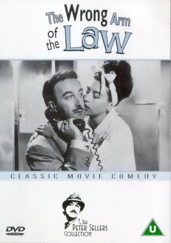 The Wrong Arm Of The Law [DVD]