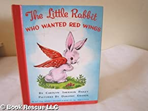 THE LITTLE RABBIT WHO WANTED RED WINGS - First Talking Storybook Box
