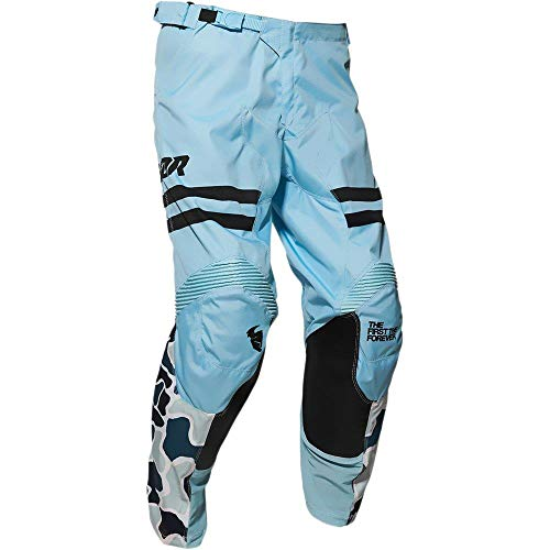 Thor Pulse Fire Motocross Hose midnight powder blau