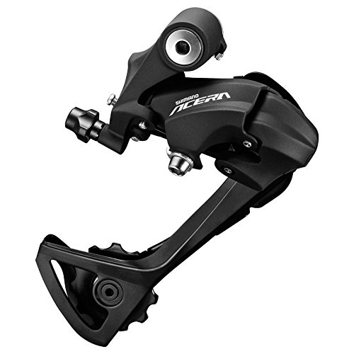 Shimano Schaltwerk Acera RD-T3000 o.Adapter,9-fach, schwarz Fahrrad