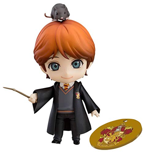 Good Smile Company- Nendoroid Harry Potter Figura PVC Ron Weasley, Multicolor (GSC90671EX)