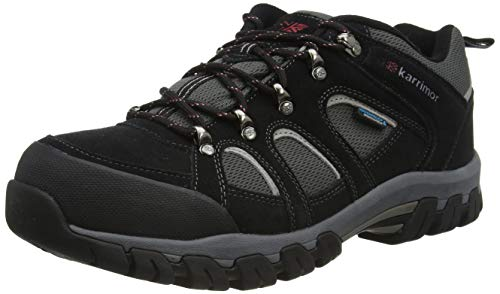 Karrimor Bodmin Low IV weathertite, Men's Bodmin Low 4 weathertite, Black (Black), 9 UK (43 EU)