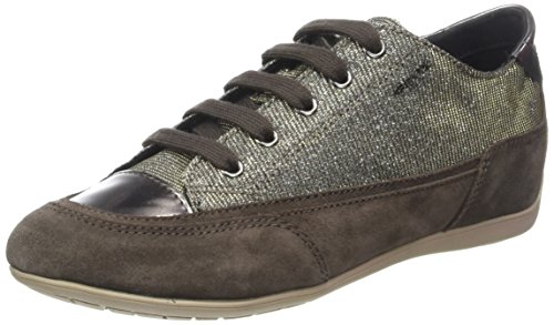 Geox D New Moena D, Zapatillas para Mujer