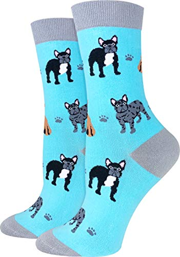 French Bulldog (Frenchie) Women's Premium Comfort Socks