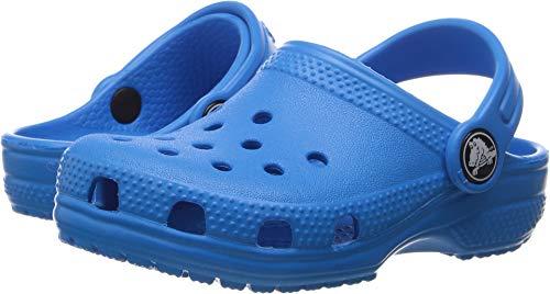 Crocs Unisex Kinder Classic K Clogs, Ocean, 24/25 EU