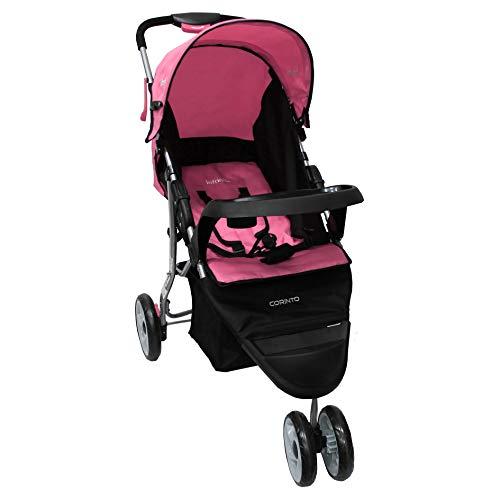 Infanti Carriola Jogger Corinto, Pink