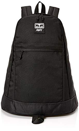 Obey Herren Dropout Day Pack Rucksäcke, schwarz, Einheitsgröße