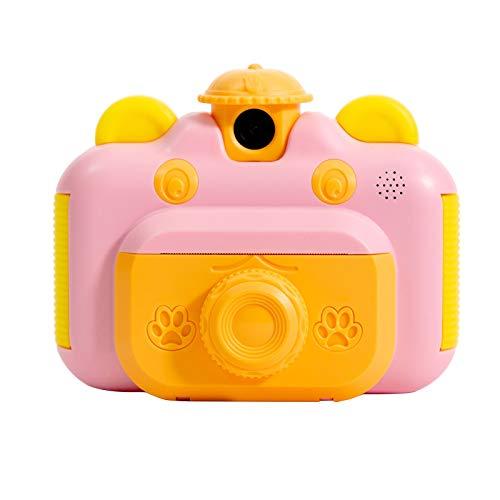 Kamera Kinderkamera Kinder Digitalkamera HD Digitale Spiegelreflexkamera Mini Spielzeug Videokamera Kinder drucken Kamera Kinder Druckkamera Digital SLR Mini Spielzeug Videokamera Kinder Druckkamera