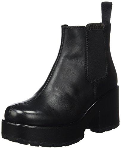 Vagabond Damen Dioon Chelsea Boots, Schwarz (20 Black), 40 EU