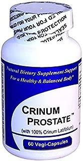 Crinum Prostate (60 Vegi Caps) 100% Vietnamese Crinum Latifolium