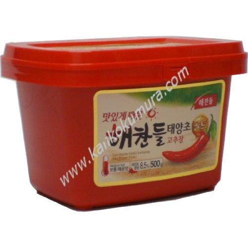 ヘチャンドル コチュジャン(唐辛子味噌) 1kg