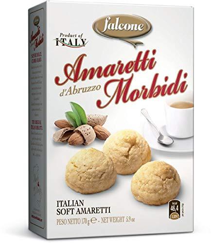 Falcone Amaretti Morbidi d´Abruzzo 'Weiche Amaretti', 170 g