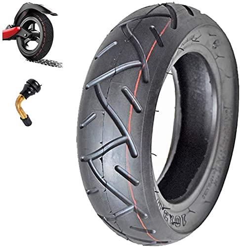 Neumáticos de Scooter eléctrico, neumáticos de vacío 10x3.0, Antideslizantes ensanchados, Cuerpo Fuerte, Accesorios para neumáticos de vehículos eléctricos Mini Harley, fácil instalación