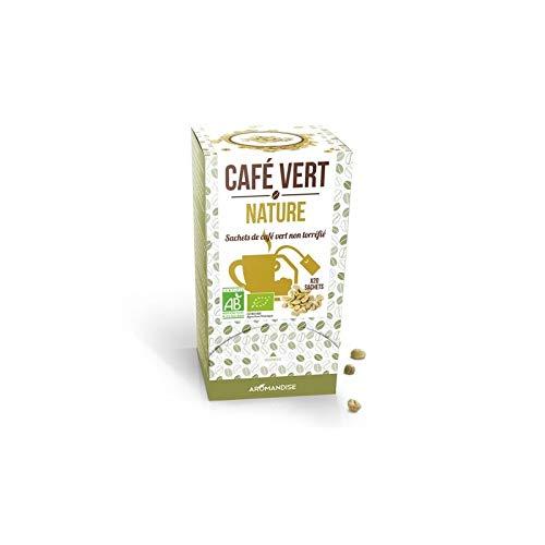 Cafe vert nature BIO - 20 sachets