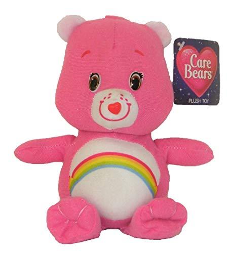 Care Bears Lucky Bear knuffels voor kinderen 16 cm (Hurrabärchi)