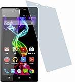 4ProTec I Gehärtete Bildschirmschutzfolie für Archos 55 Platinum (2 Stück) Displayschutzfolie ANTIREFLEX Schutzhülle Bildschirmschutz Bildschirmfolie Folie