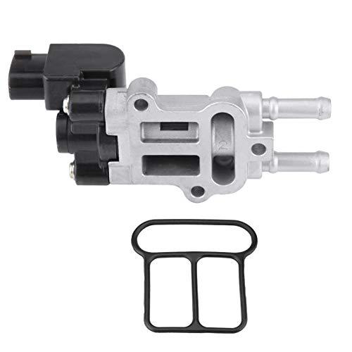 Válvula de control de aire inactivo del coche, válvula de control de aire inactivo IAC apto para Scion XA XB Echo 1.5L 22270-21010