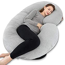pregnancy pillow that stays cool