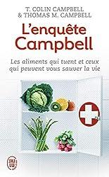 T. Colin Campbell - L'enquête Campbell