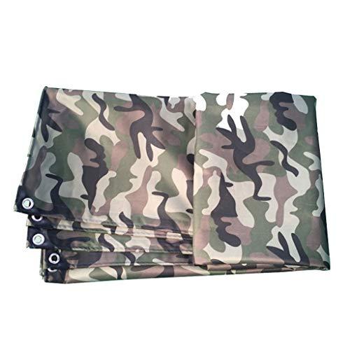 XZ15 Waterdichte doek zeildoek zeildoek poncho jungle verdikking camouflage Oxford doek zonnebrandcrème regendicht stofdicht zonnezeil zeildoek