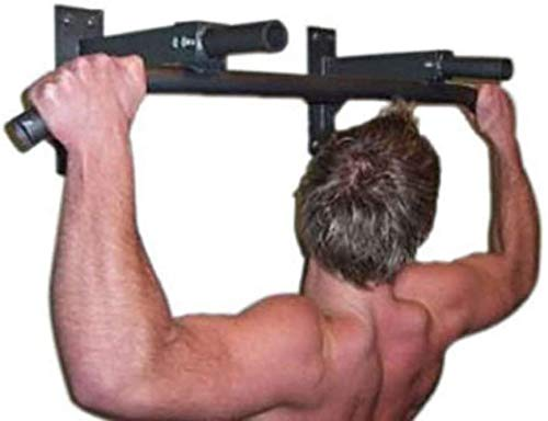 SJZLMB Barra de dominadas Pull up Bar Iron Gym Original Total Total Cuerpo Barra de Ejercicios