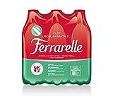 Ferrarelle Acqua Effervescente Naturale - 0.5L (confezione da 6)
