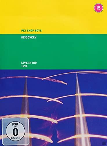Discovery : Live in Rio 1994 (Coffret 2cd + 1dvd)