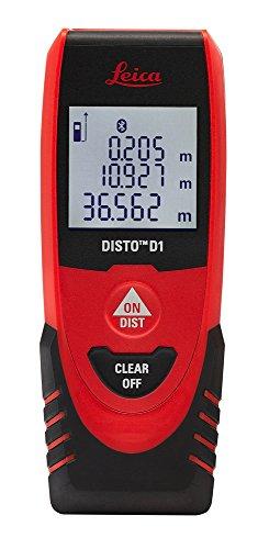 LEICA Disto D1 afstandsmeter 40 m Bluetooth
