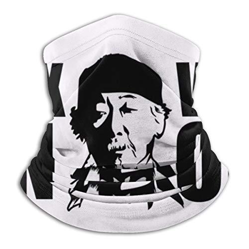 Wax On Wax Odd Karate Kid Miyagi, Trucker-Kappe, weiß/schwarz, Fahrrad-Bandanas für Staub, Outdoor, Festivals, Sport, Radfahren