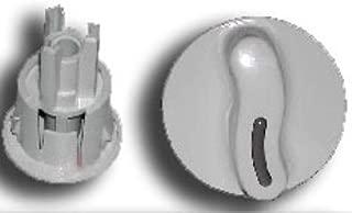 Zanussi - Mando y tapa programador Zanussi carga superior LF ...