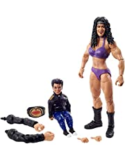 WWE Élite Wrestlemania Figura Chyna, muñeca articulada de Juguete con Accesorios (Mattel GVC09)