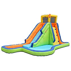 top rated Banzai Slide N Soaking Splash Water Park 2021