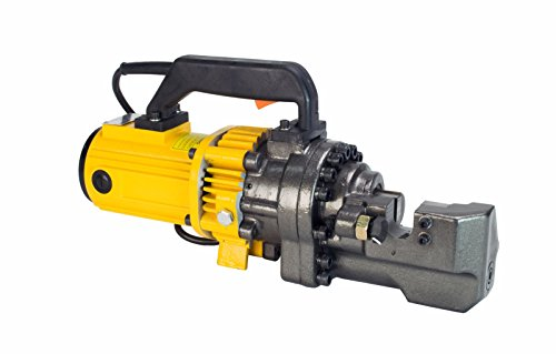 Steel Dragon Tools RBC08 1' #8 Electric Hydraulic Rebar...