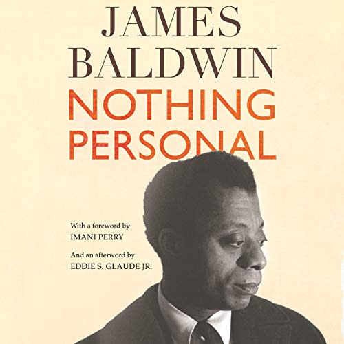 Nothing Personal Audiobook By James Baldwin cover art