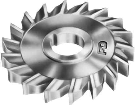 3 Diameter 1.25 Hole Size 11//16 Width of Face F/&D Tool Company 10743-A5323 Side Milling Cutter High Speed Steel