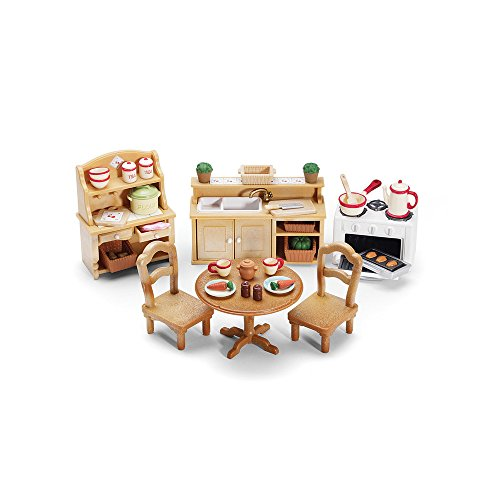 Calico Critters Kitchen Set