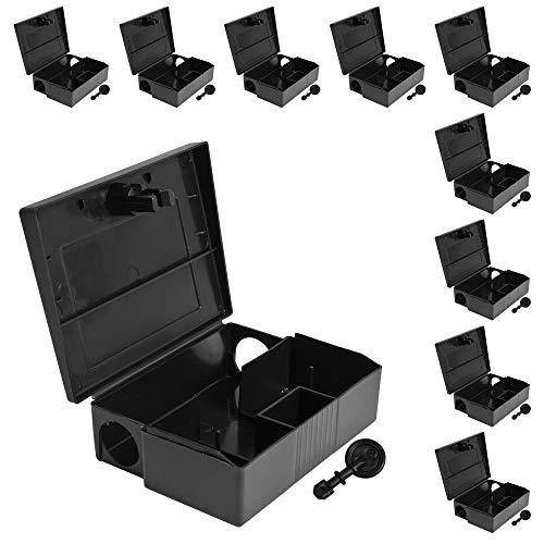Petigi -   10x Mäuseköderbox