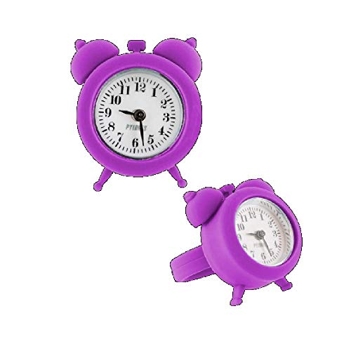 Pylones, Ring Uhr/Uhr – Nano Watch, Violett 2