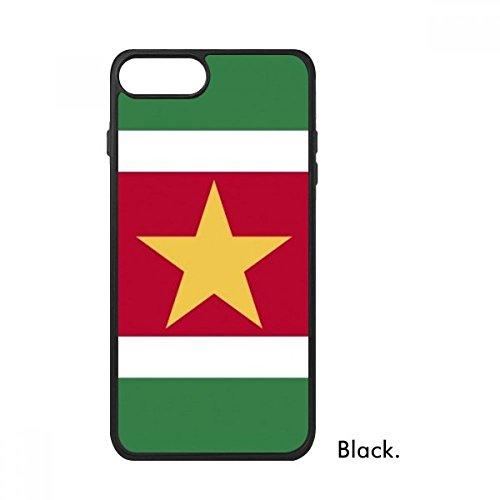 Bestchong Suriname Nationale Vlag Zuid-Amerika Land Voor iPhone SE 2 nieuw voor Apple 78 Case Cover